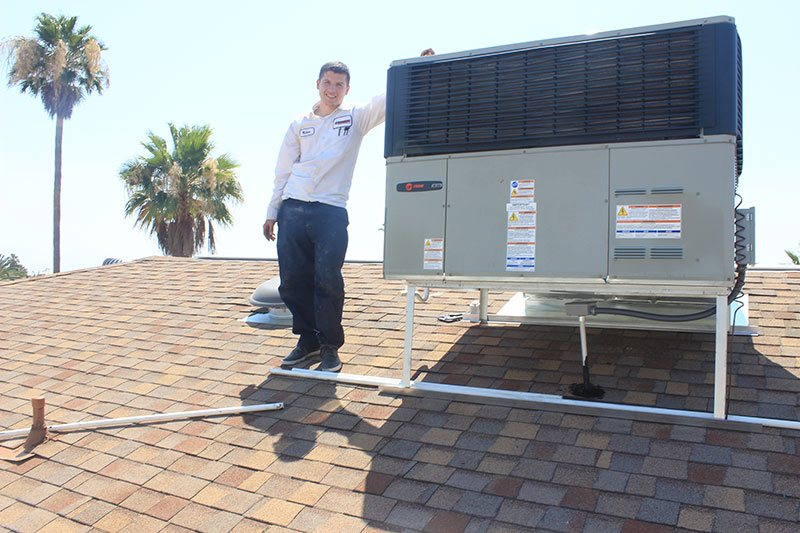 ac unit installation scottsdale