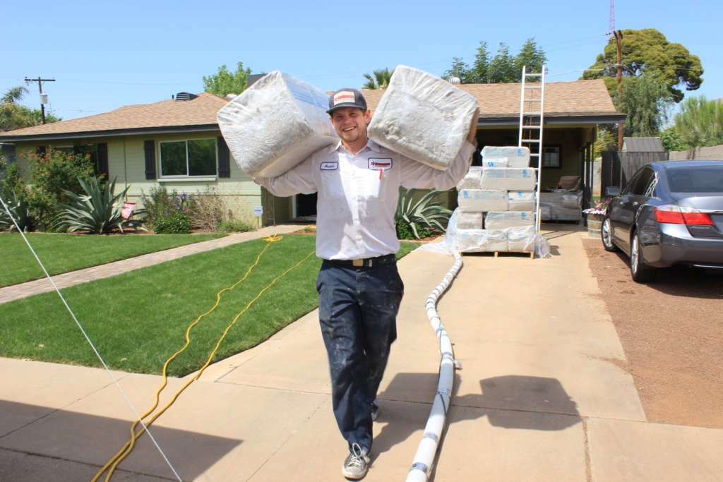 insulation services scottsdale