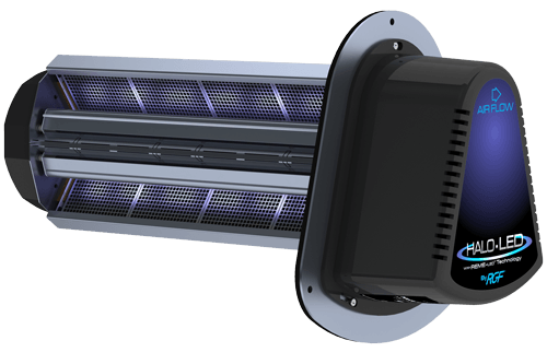 HALO-LED In-duct Air Purifier